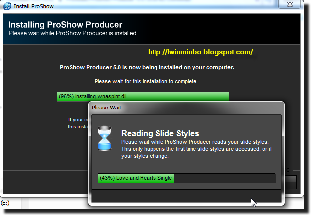 Русификатор Proshow Producer