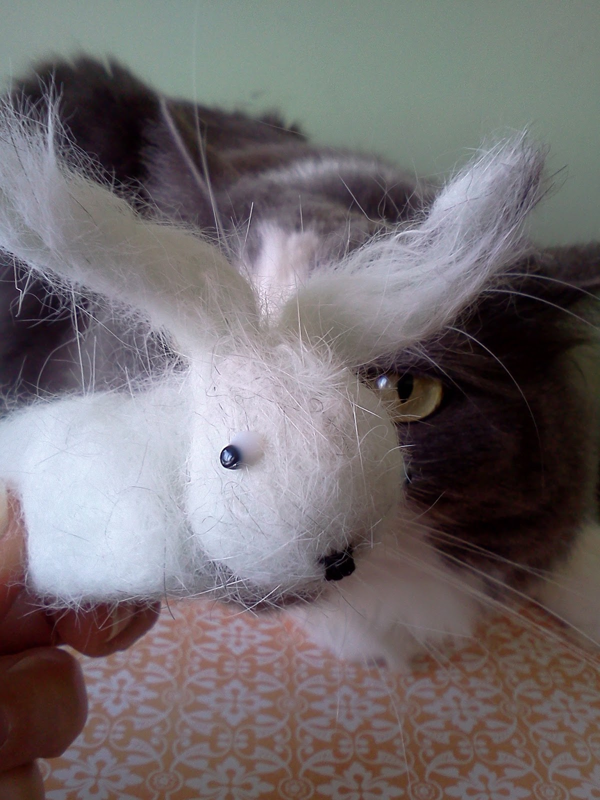 how to make a hairball