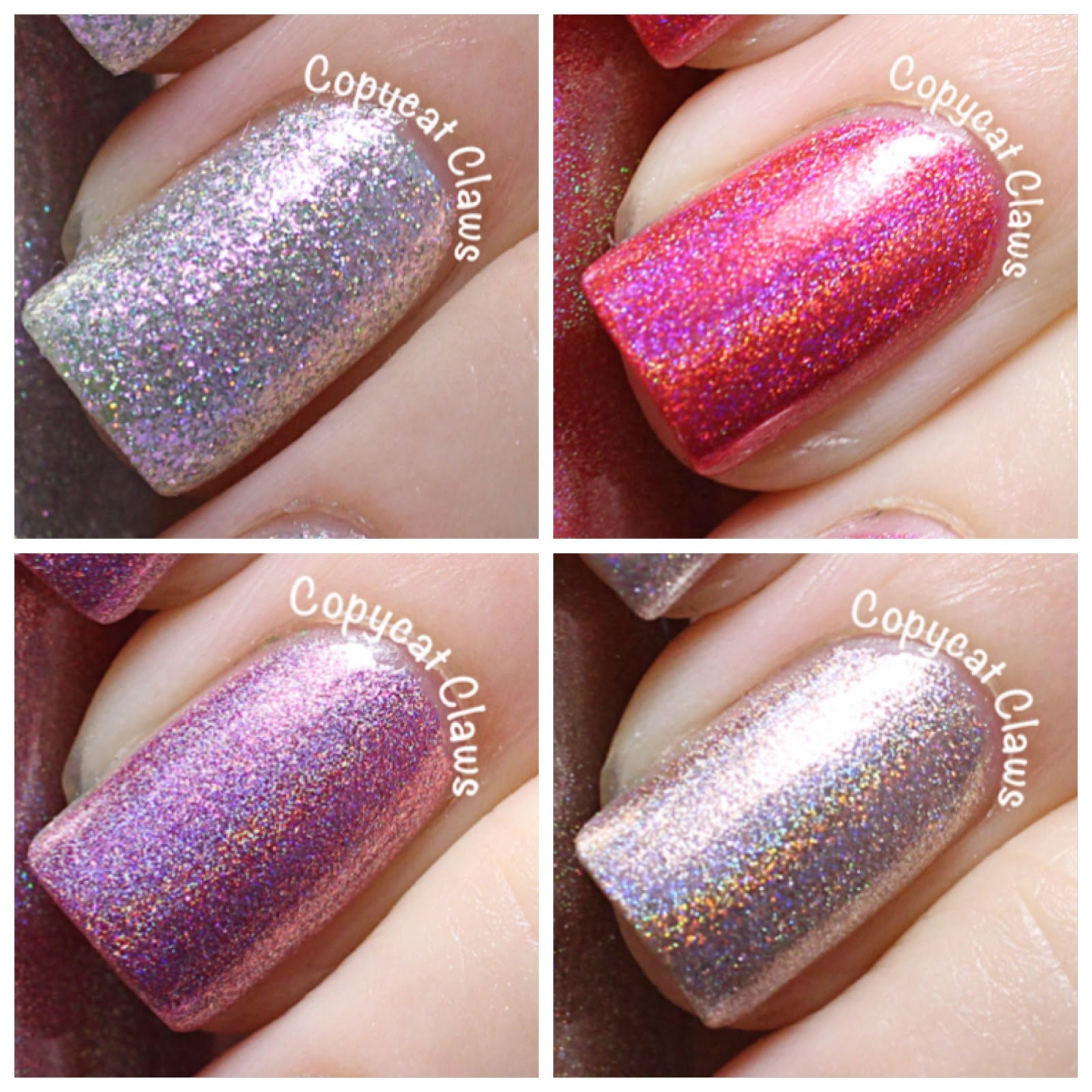 Copycat Claws: JOSS Nail Lacquer Review & Swatches