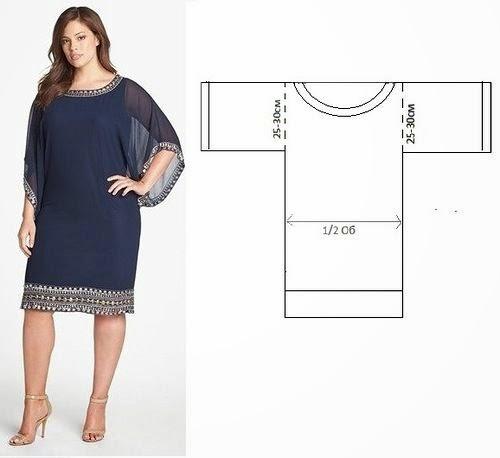yo elijo coser: Patrón gratis: vestido fácil y elegante (todas las ...