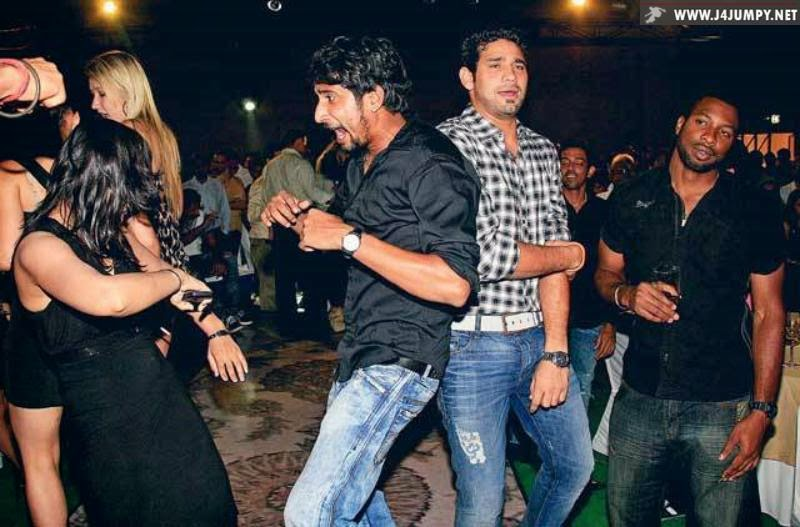 IPL Night Party Wallpapers 2015