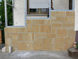 escalier en pierre en kit