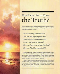 Would You Like to Know the Truth?