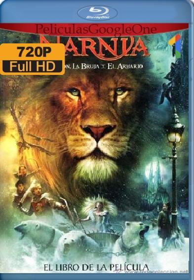Las crónicas de Narnia El león, la bruja y el ropero (2005) BDRip [720p] [Latino] [GoogleDrive]