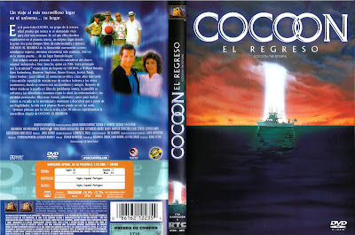 Cover, dvd, carátula: Cocoon: El retorno | 1988 | Cocoon: The Return