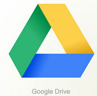 Google Drive Logo Icon