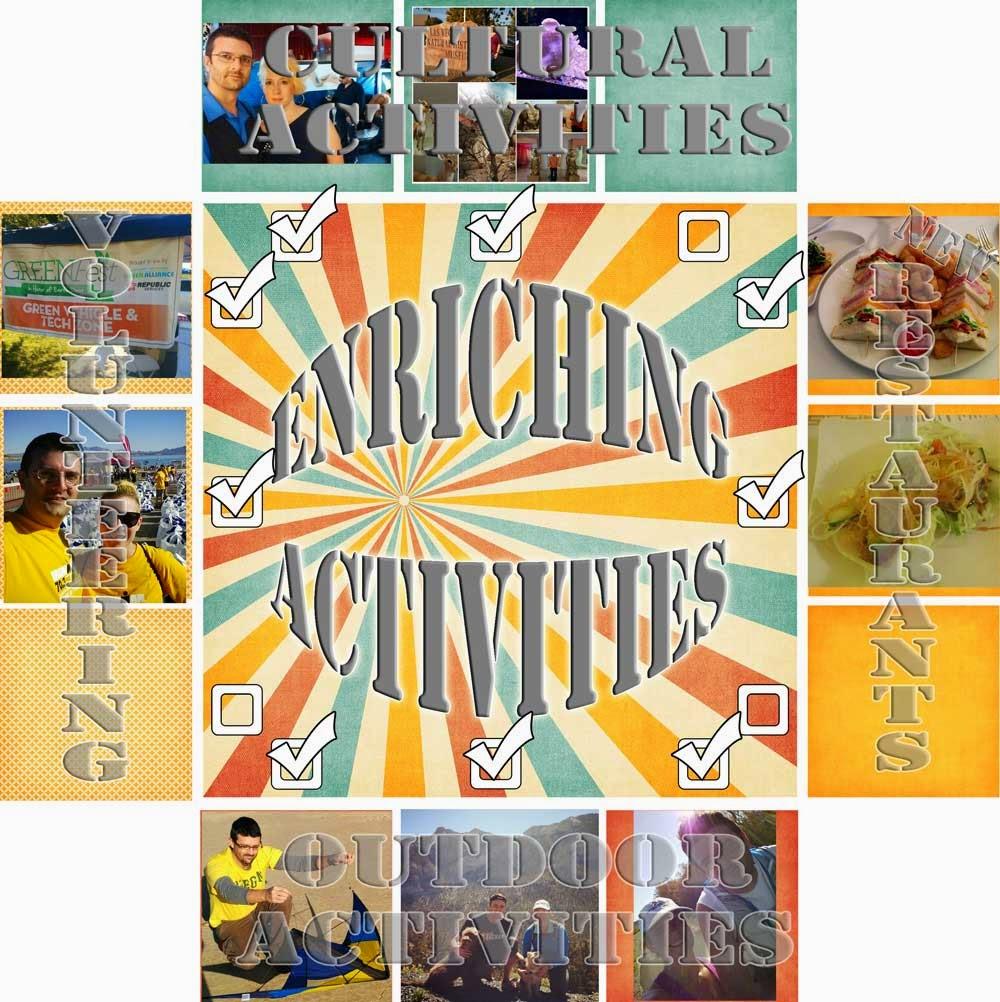 2014 Enriching Activities | Enjoying the Course