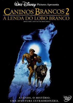 Caninos Brancos 2: A Lenda do Lobo Branco - DVDRip Dublado