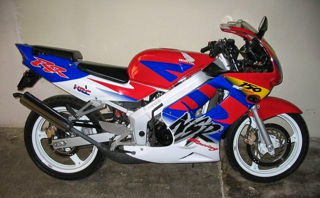 Modifikasi Honda NSR 150 RR 1999