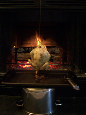chicken recipe fireplace