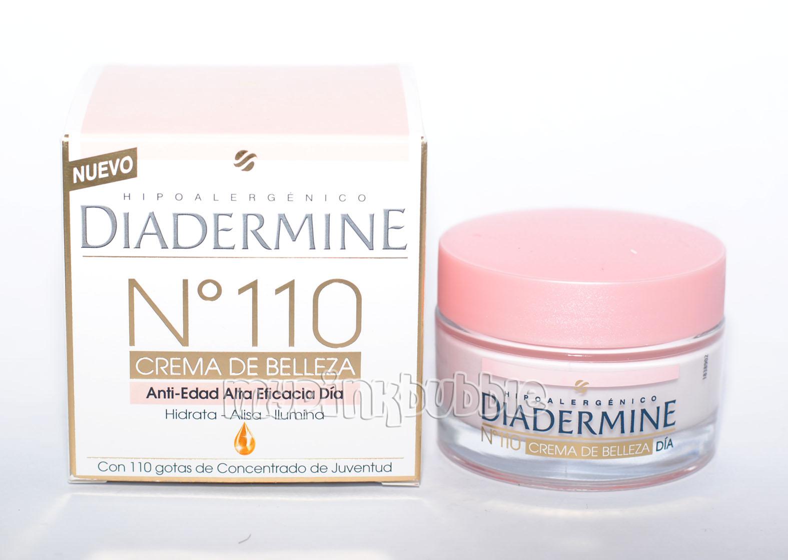 Diadermine 110 crema antiedad de día