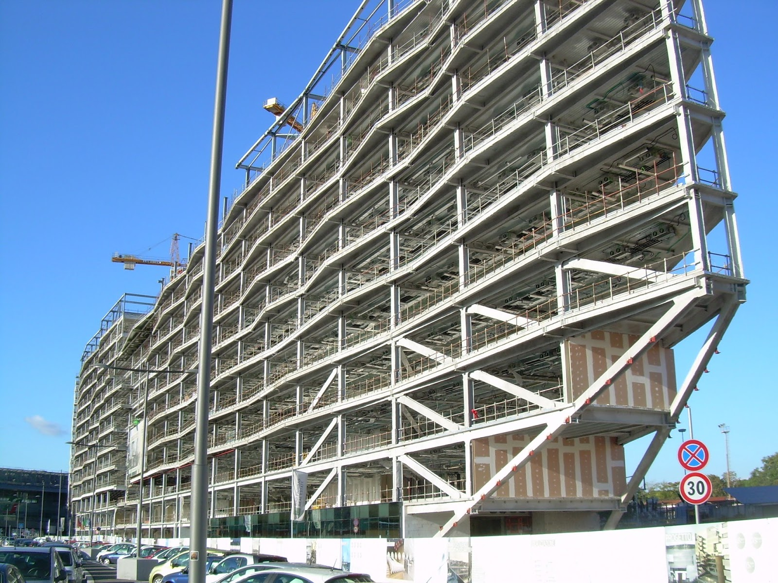 Headquarter BNL prove di cladding