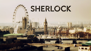 Sherlock TV Series London Cityscape HD Wallpaper