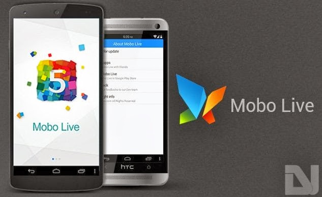 mobo live application