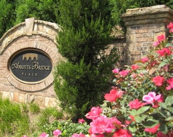Abbotts Bridge Place Gated Townhomes