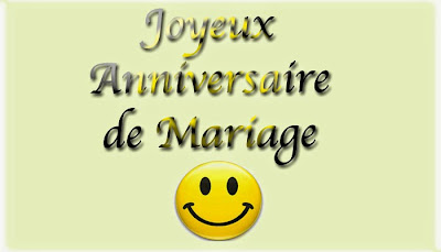 Texte joyeux anniversaire mariage