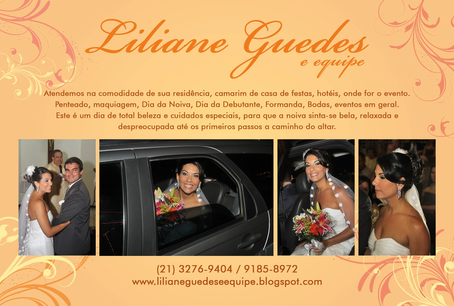 LILIANE GUEDES E EQUIPE
