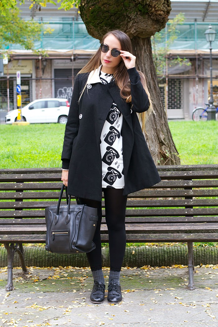 cappotto ginger london