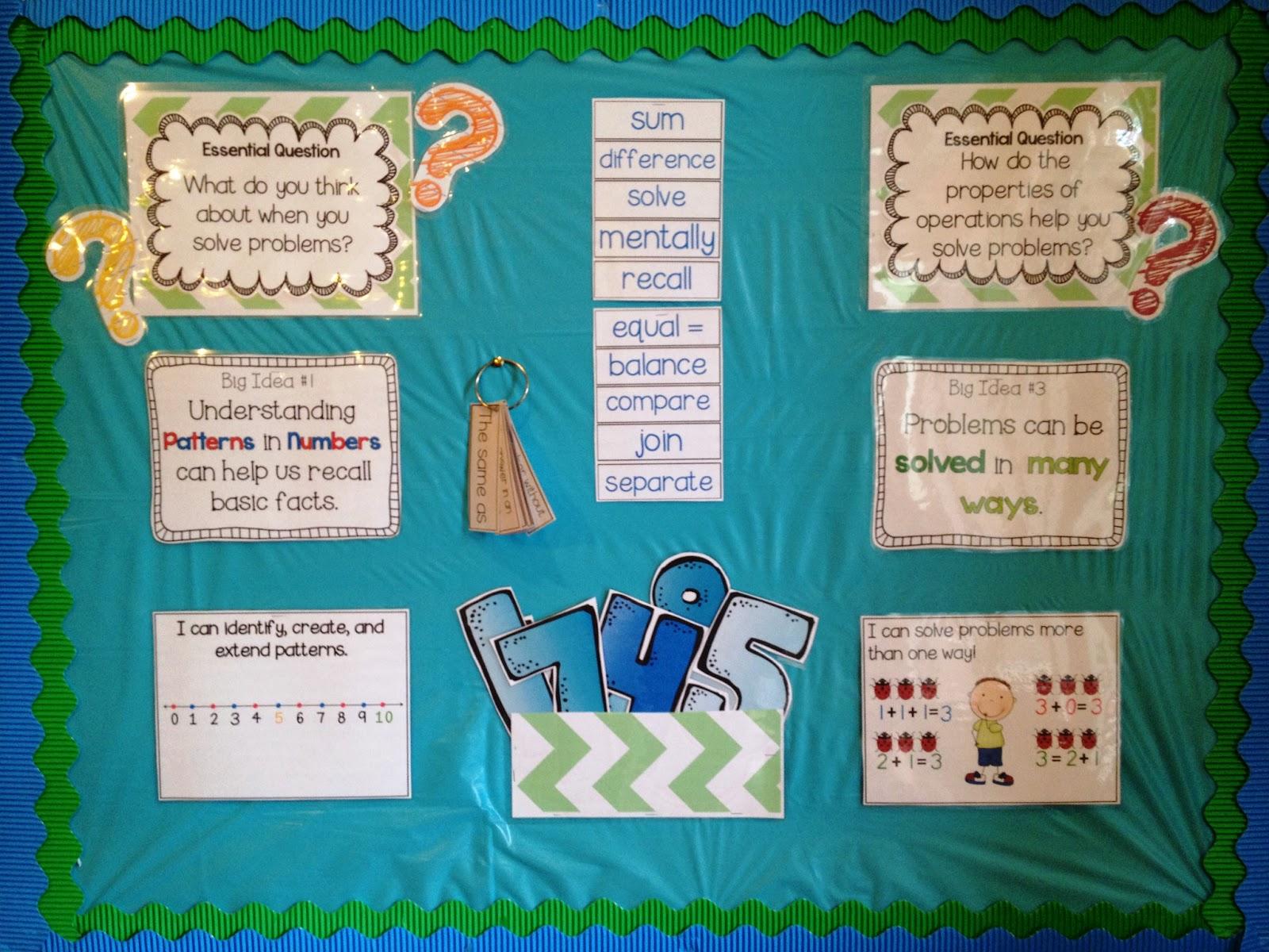 A Teacher\'s Math Resource! - Tunstall\'s Teaching Tidbits
