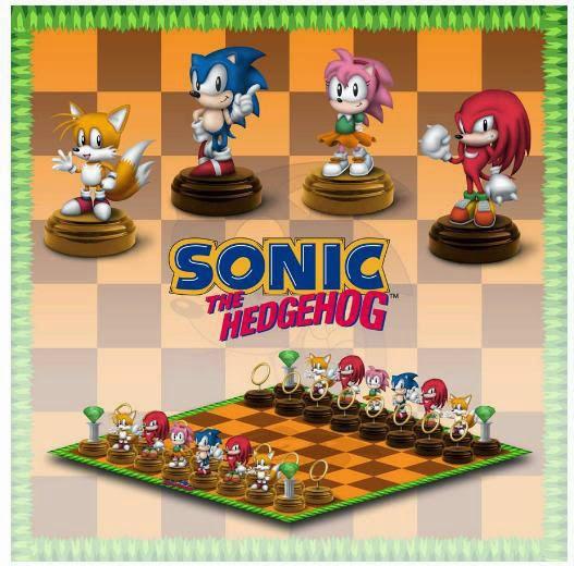 Ajedrez de Sonic
