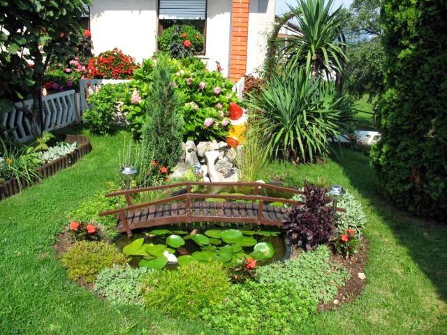 Decoracion de Jardines Exteriores, parte 2