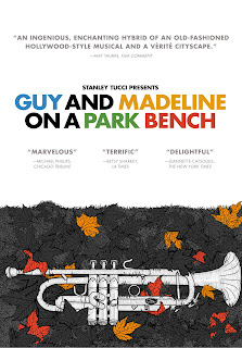 "Win a Copy of ""Guy and Madeline on a Park Bench!"""