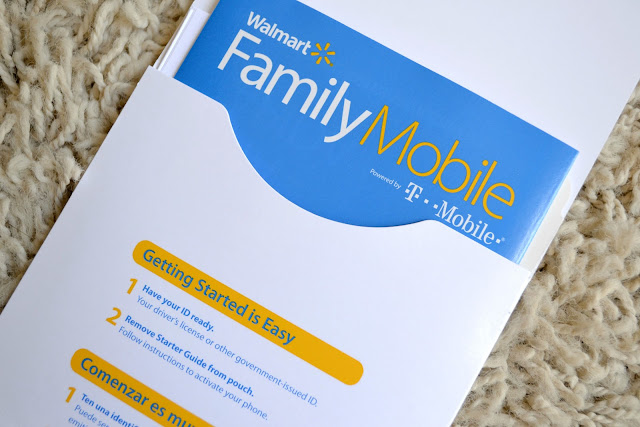 Mommy Testers #FamilyMobileSaves trying out Walmart FamilyMobile  unlimited wireless service