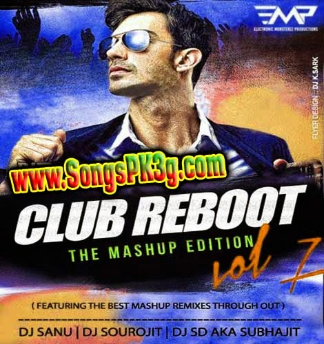 Club Reboot Vol.7 DJ Mashup