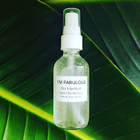 100 % Organic Hydrating Serum