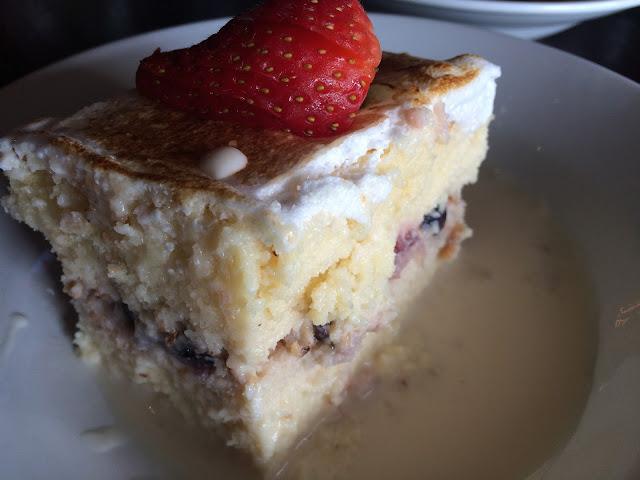 Trés Leches Cake