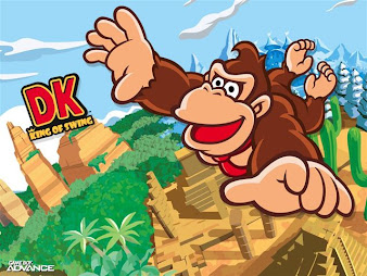 #5 Donkey Kong Wallpaper