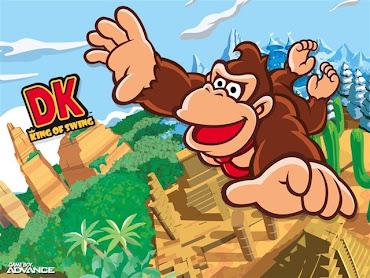 #5 Donkey Kong Wallpaper
