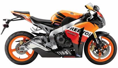 Brosur Daftar Harga Motor Honda Second Terbaru 2014