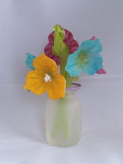 Colin Heaney Glass Flowers