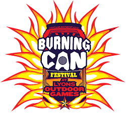 Burning Can Fest at the Lyons Outdoor Games