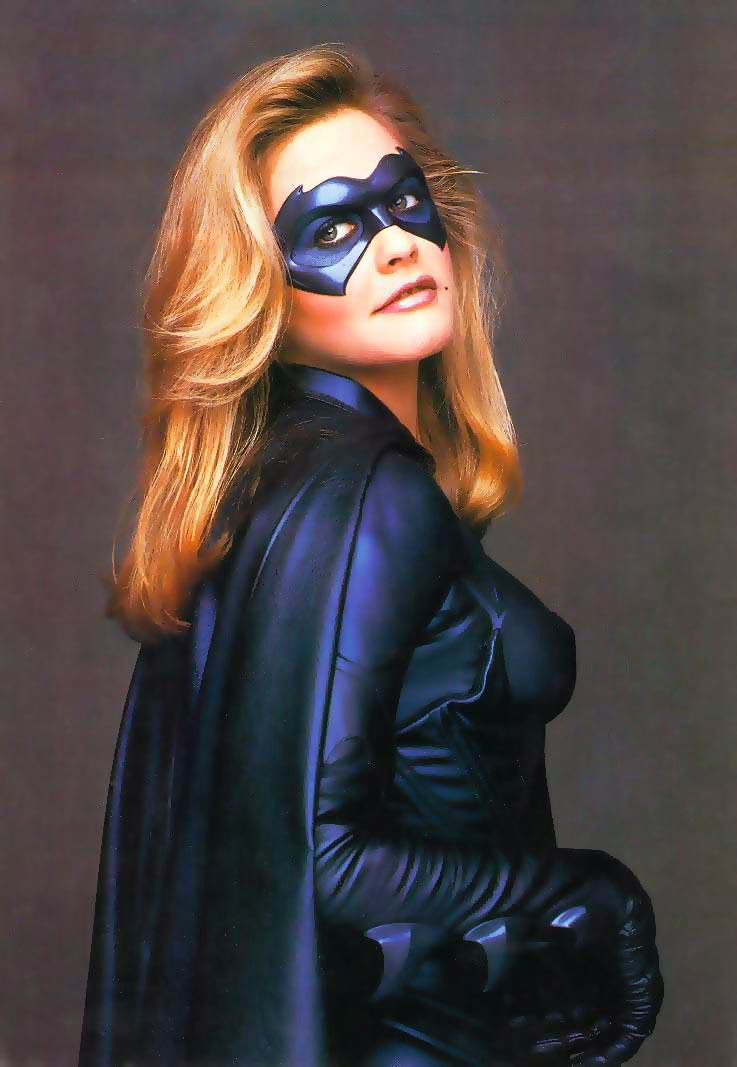 Barbara Wilson is protrayed by Alicia Silverstone in Batman & Robin. She is the niece of Alfred Pennyworth and secretly the superheroine Batgirl.