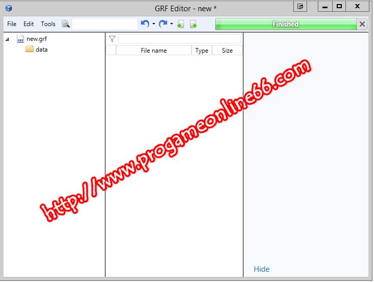 Alphabetic File Extension List