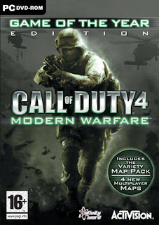 PC Game Call of Duty 4 Modern Warfare Rip