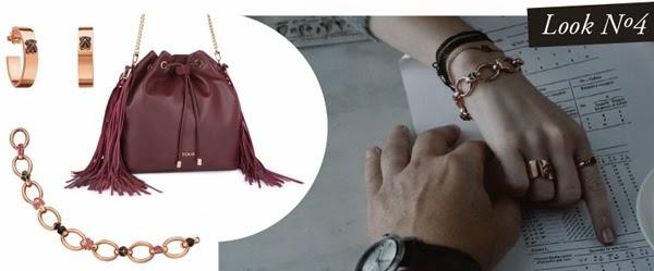 Tous pendientes pulseras anillos bolsos anuncio