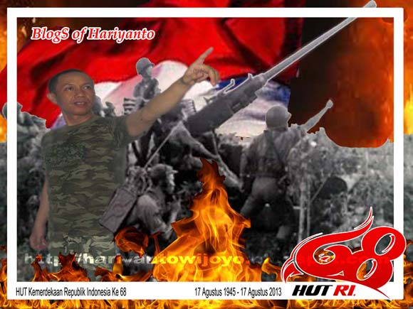 Hari Ulang Tahun Kemerdekaan Republik Indonesia Ke 68