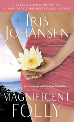Book cover of Magnificent Folly by Iris Johansen
