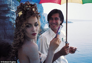 Jerry Hall, Bryan Ferry
