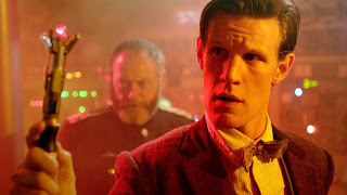 Doctor Who S07E09. Cold War