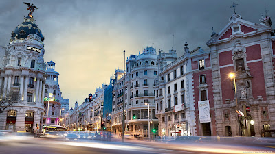 De turismo por Madrid
