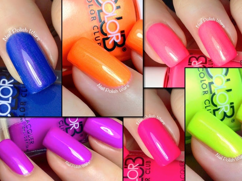 Color Club Poptastic