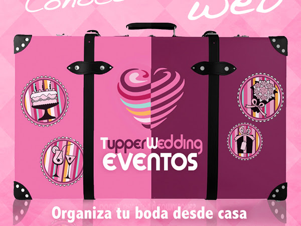 Mi boda gratis presenta a: TupperWedding