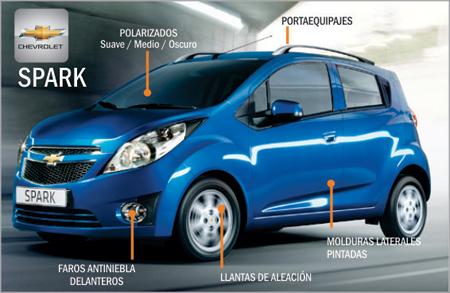 Cambiale el Look Chevrolet Spark