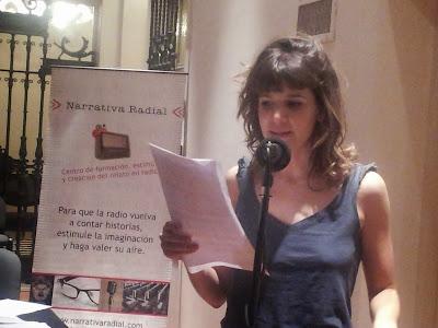 Violeta Urtizberea participó de la iniciativa. Foto.
