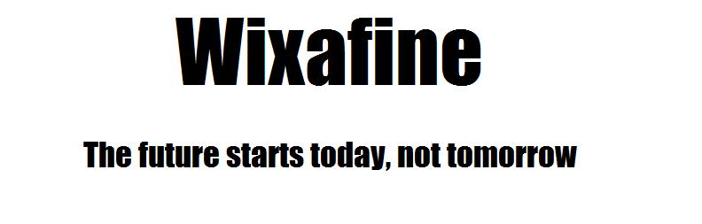 Wixafine