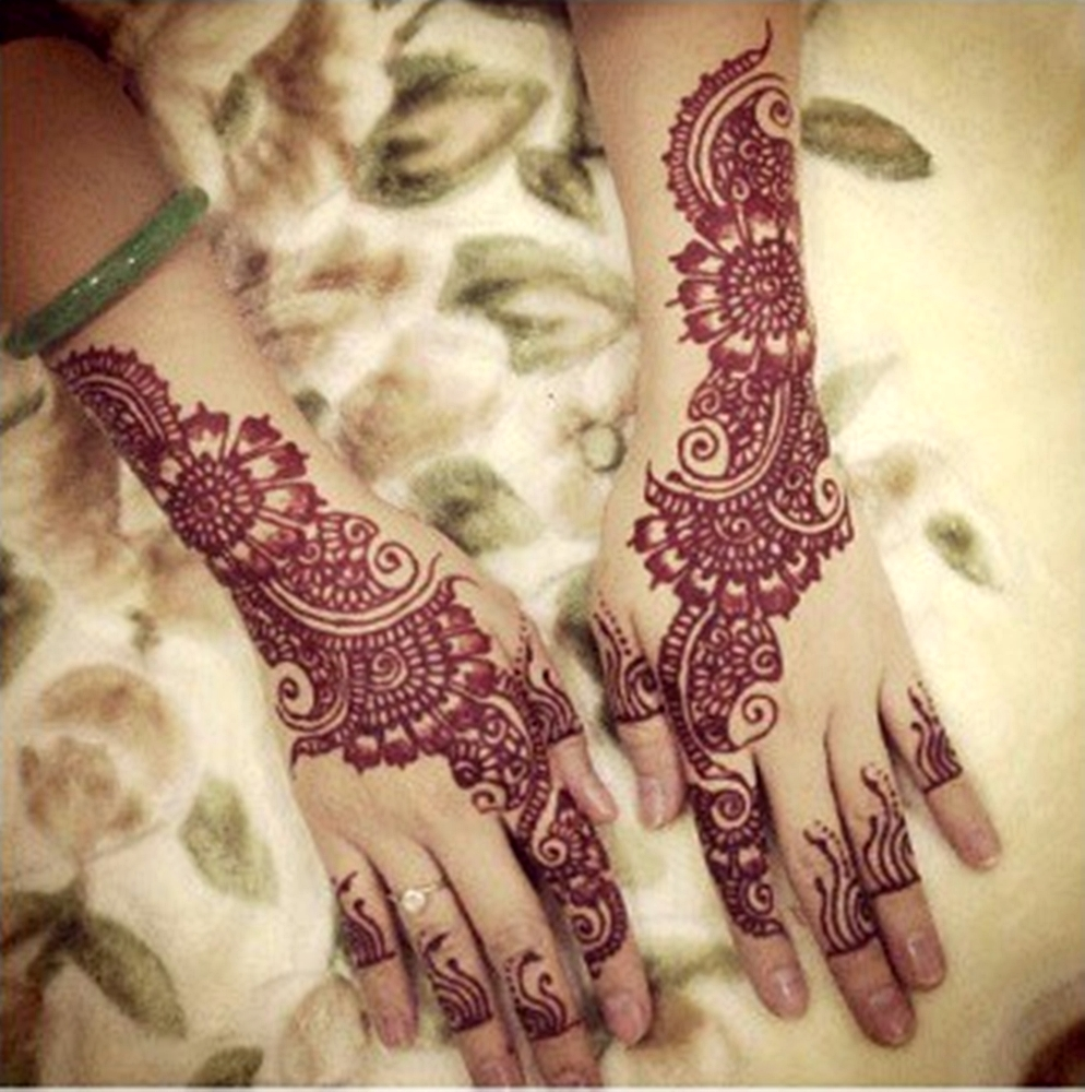 A HENNA ARTIST39S DIARY Henna Cones RM1 Each